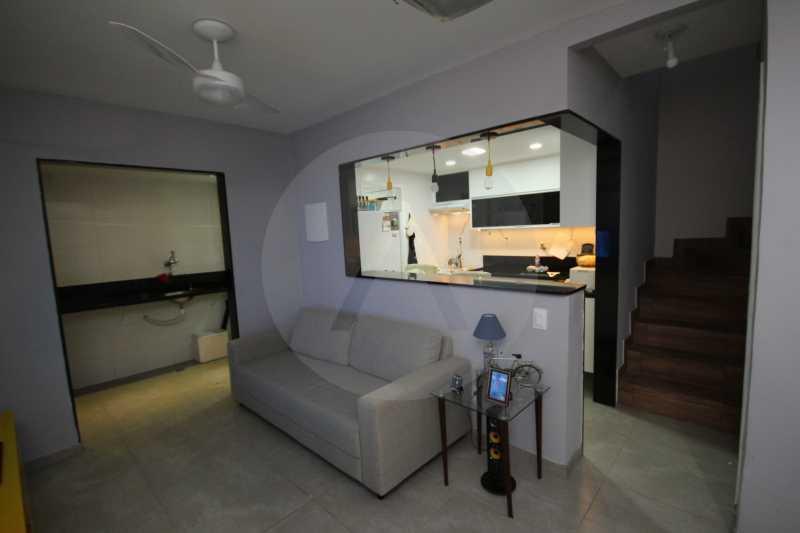 5 Casa Condomínio Itaipu - Casa em Condomínio 2 quartos à venda Itaipu, Niterói - R$ 420.000 - HTCN20020 - 6