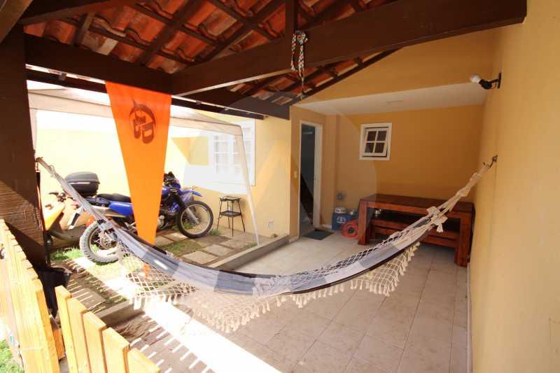 20 Casa Condomínio Itaipu - Casa em Condomínio 2 quartos à venda Itaipu, Niterói - R$ 420.000 - HTCN20020 - 21