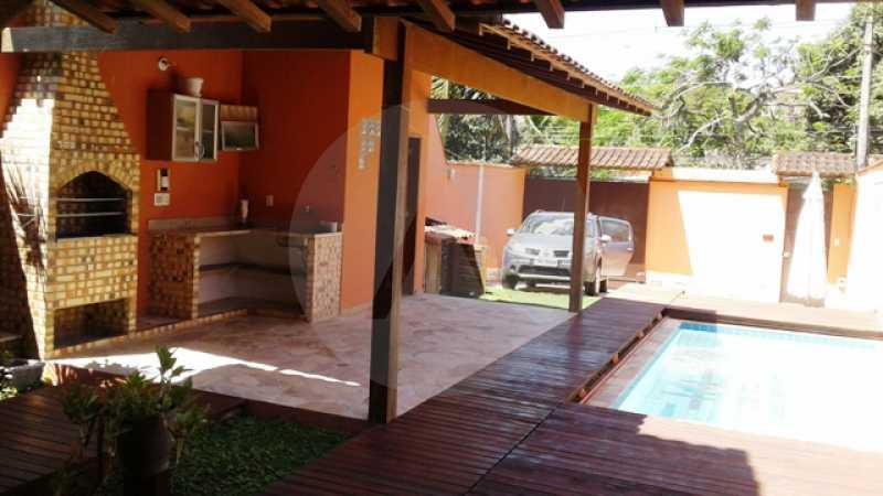 2 - Imobiliária Agatê Imóveis vende Casa Duplex de 150 m² Itaipu - Niterói por 550 mil reais - HTCA30161 - 1