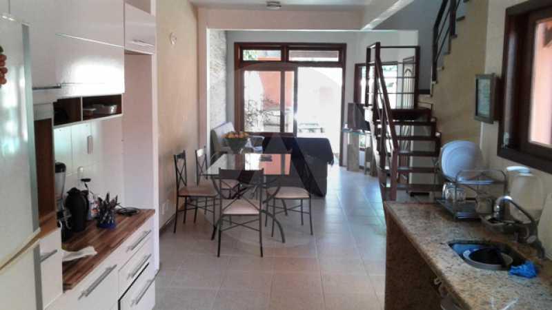 6 - Imobiliária Agatê Imóveis vende Casa Duplex de 150 m² Itaipu - Niterói por 550 mil reais - HTCA30161 - 6