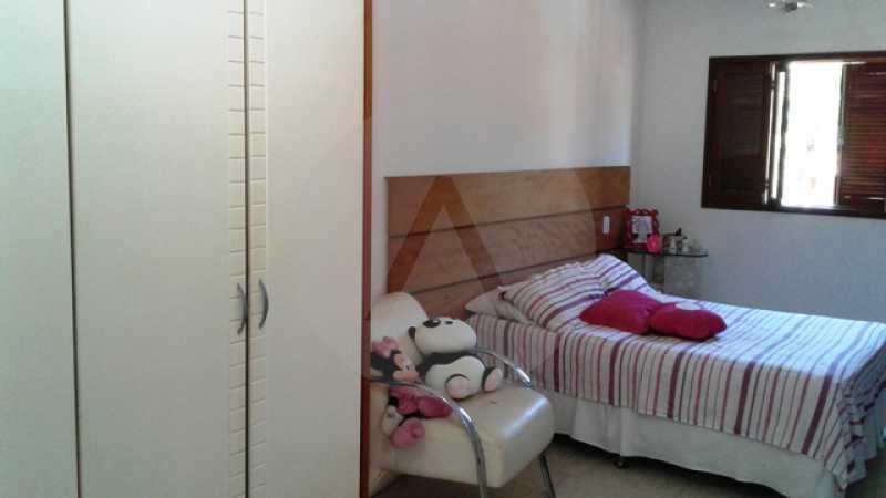 14 - Imobiliária Agatê Imóveis vende Casa Duplex de 150 m² Itaipu - Niterói por 550 mil reais - HTCA30161 - 9