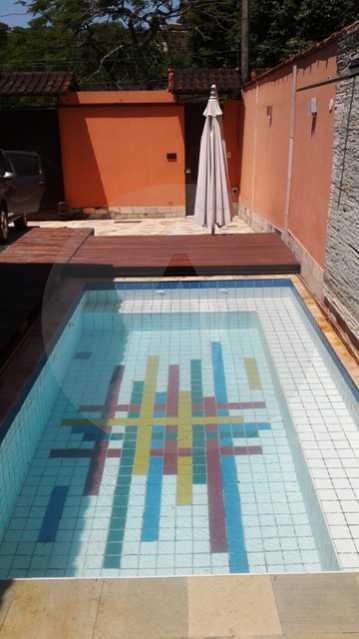 18 - Imobiliária Agatê Imóveis vende Casa Duplex de 150 m² Itaipu - Niterói por 550 mil reais - HTCA30161 - 3