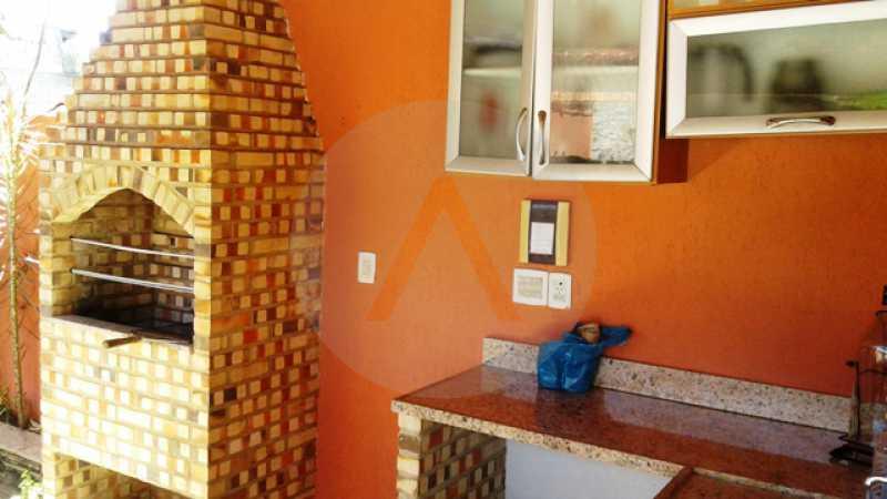 19 - Imobiliária Agatê Imóveis vende Casa Duplex de 150 m² Itaipu - Niterói por 550 mil reais - HTCA30161 - 4