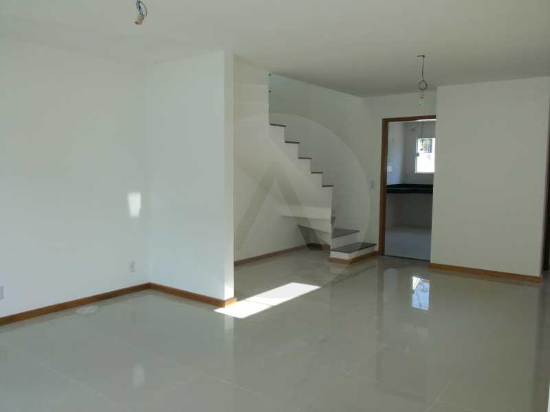 4 Casa Duplex Piratininga - Imobiliária Agatê Imóveis vende Casa Duplex de 210m² Piratininga - Niterói por 750 mil reais - HTCA30020 - 6