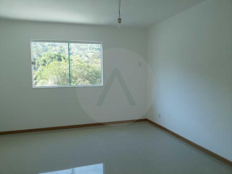10 Casa Duplex Piratininga - Imobiliária Agatê Imóveis vende Casa Duplex de 210m² Piratininga - Niterói por 750 mil reais - HTCA30020 - 12