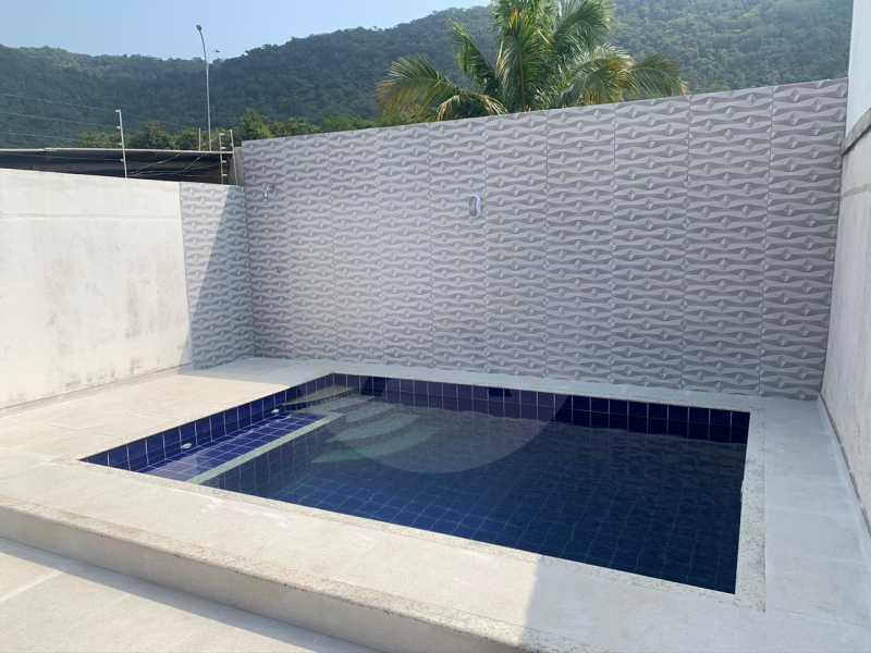3 Casa Duplex Piratininga. - Imobiliária Agatê Imóveis vende Casa Duplex de 210m² Piratininga - Niterói por 750 mil reais - HTCA30020 - 5