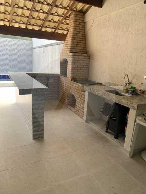 2 Casa Duplex Piratininga. - Imobiliária Agatê Imóveis vende Casa Duplex de 210m² Piratininga - Niterói por 750 mil reais - HTCA30020 - 4
