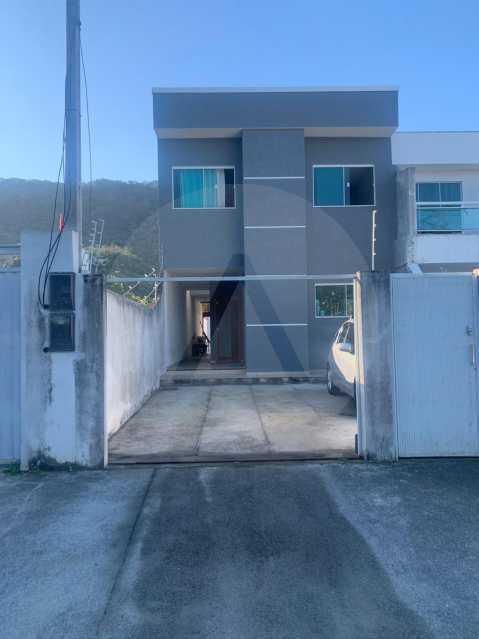 1 Casa Duplex Piratininga. - Imobiliária Agatê Imóveis vende Casa Duplex de 210m² Piratininga - Niterói por 750 mil reais - HTCA30020 - 3