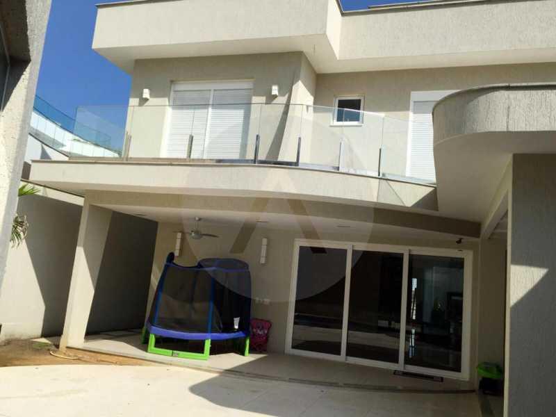 1 Casa Duplex Camboinhas. - Imobiliária Agatê Imóveis vende Casa em Condomínio de 697m² Itaipu - Niterói por 4.520 mil reais. - HTCN50007 - 1