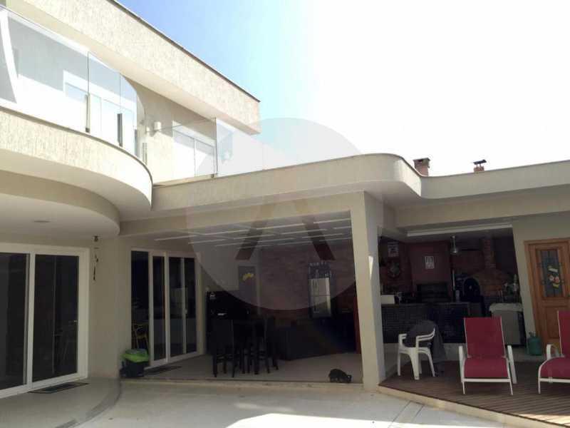 2 Casa Duplex Camboinhas. - Imobiliária Agatê Imóveis vende Casa em Condomínio de 697m² Itaipu - Niterói por 4.520 mil reais. - HTCN50007 - 3