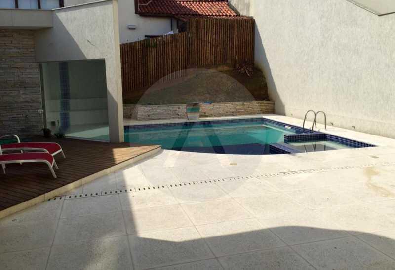 3 Casa Duplex Camboinhas. - Imobiliária Agatê Imóveis vende Casa em Condomínio de 697m² Itaipu - Niterói por 4.520 mil reais. - HTCN50007 - 4