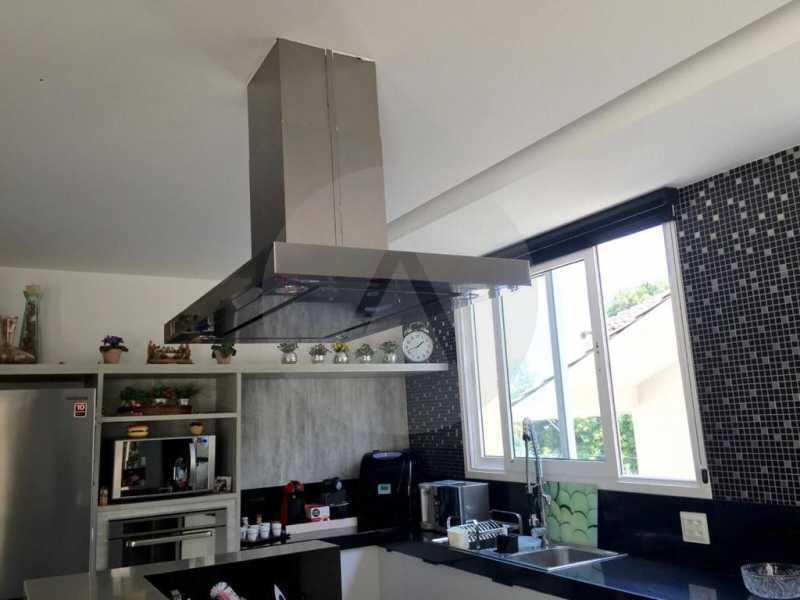 10 Casa Duplex Camboinhas. - Imobiliária Agatê Imóveis vende Casa em Condomínio de 697m² Itaipu - Niterói por 4.520 mil reais. - HTCN50007 - 11