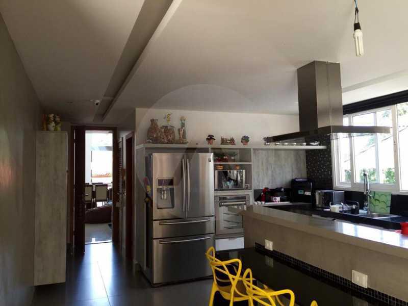 11 Casa Duplex Camboinhas. - Imobiliária Agatê Imóveis vende Casa em Condomínio de 697m² Itaipu - Niterói por 4.520 mil reais. - HTCN50007 - 12