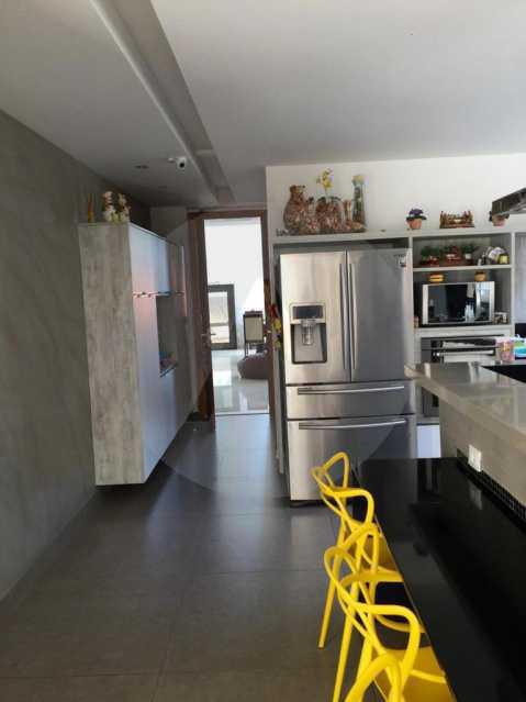 12 Casa Duplex Camboinhas. - Imobiliária Agatê Imóveis vende Casa em Condomínio de 697m² Itaipu - Niterói por 4.520 mil reais. - HTCN50007 - 13