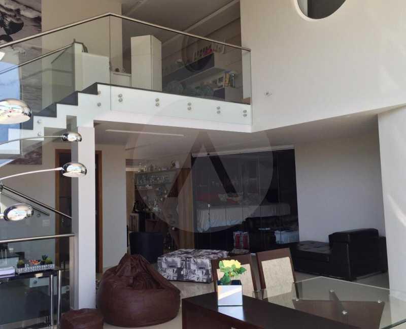 13 Casa Duplex Camboinhas. - Imobiliária Agatê Imóveis vende Casa em Condomínio de 697m² Itaipu - Niterói por 4.520 mil reais. - HTCN50007 - 14