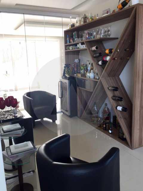16 Casa Duplex Camboinhas. - Imobiliária Agatê Imóveis vende Casa em Condomínio de 697m² Itaipu - Niterói por 4.520 mil reais. - HTCN50007 - 17