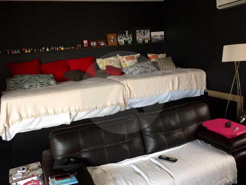 17 Casa Duplex Camboinhas. - Imobiliária Agatê Imóveis vende Casa em Condomínio de 697m² Itaipu - Niterói por 4.520 mil reais. - HTCN50007 - 18