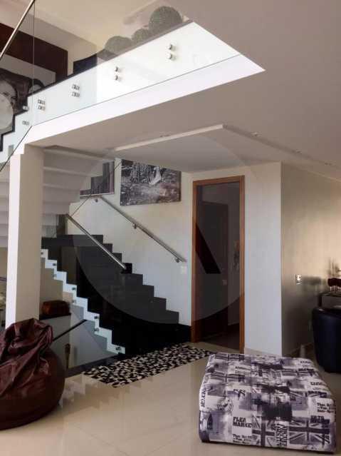 19 Casa Duplex Camboinhas. - Imobiliária Agatê Imóveis vende Casa em Condomínio de 697m² Itaipu - Niterói por 4.520 mil reais. - HTCN50007 - 20