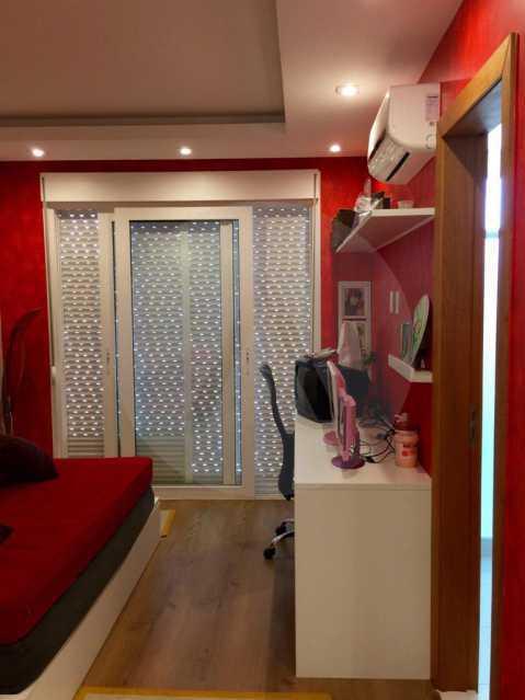 25 Casa Duplex Camboinhas. - Imobiliária Agatê Imóveis vende Casa em Condomínio de 697m² Itaipu - Niterói por 4.520 mil reais. - HTCN50007 - 26