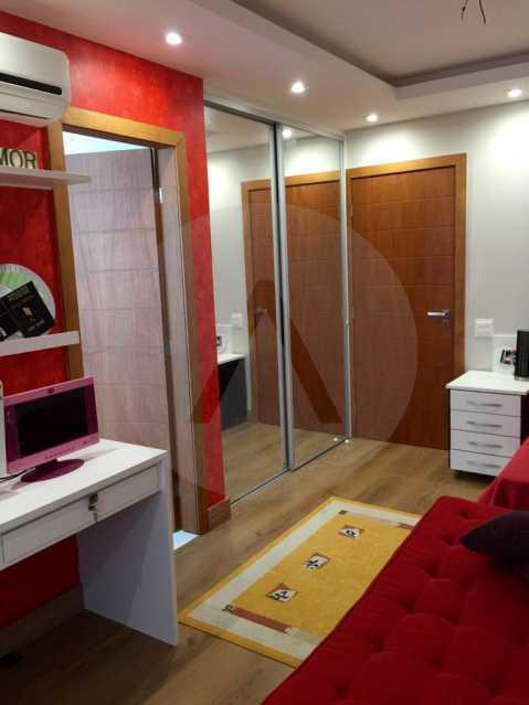 26 Casa Duplex Camboinhas. - Imobiliária Agatê Imóveis vende Casa em Condomínio de 697m² Itaipu - Niterói por 4.520 mil reais. - HTCN50007 - 27