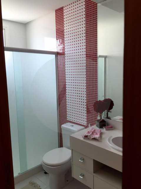 27 Casa Duplex Camboinhas. - Imobiliária Agatê Imóveis vende Casa em Condomínio de 697m² Itaipu - Niterói por 4.520 mil reais. - HTCN50007 - 28