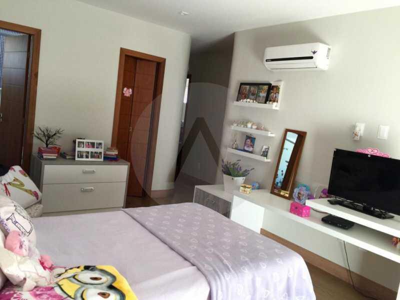 29 Casa Duplex Camboinhas. - Imobiliária Agatê Imóveis vende Casa em Condomínio de 697m² Itaipu - Niterói por 4.520 mil reais. - HTCN50007 - 30