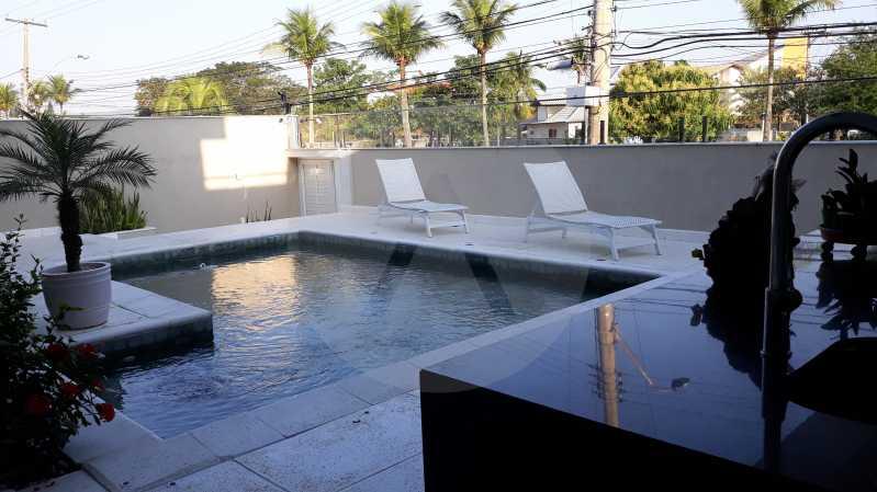 3 - Imobiliária Agatê Imóveis vende Casa Duplex de 450 m² Camboinhas - Niterói por 4.300 mil reais. - HTCA40071 - 4