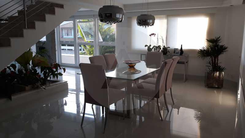 7 - Imobiliária Agatê Imóveis vende Casa Duplex de 450 m² Camboinhas - Niterói por 4.300 mil reais. - HTCA40071 - 8
