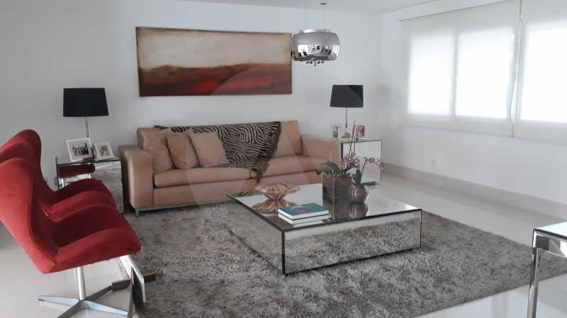 8 - Imobiliária Agatê Imóveis vende Casa Duplex de 450 m² Camboinhas - Niterói por 4.300 mil reais. - HTCA40071 - 9