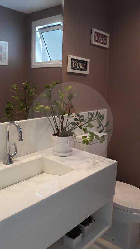 11 - Imobiliária Agatê Imóveis vende Casa Duplex de 450 m² Camboinhas - Niterói por 4.300 mil reais. - HTCA40071 - 11