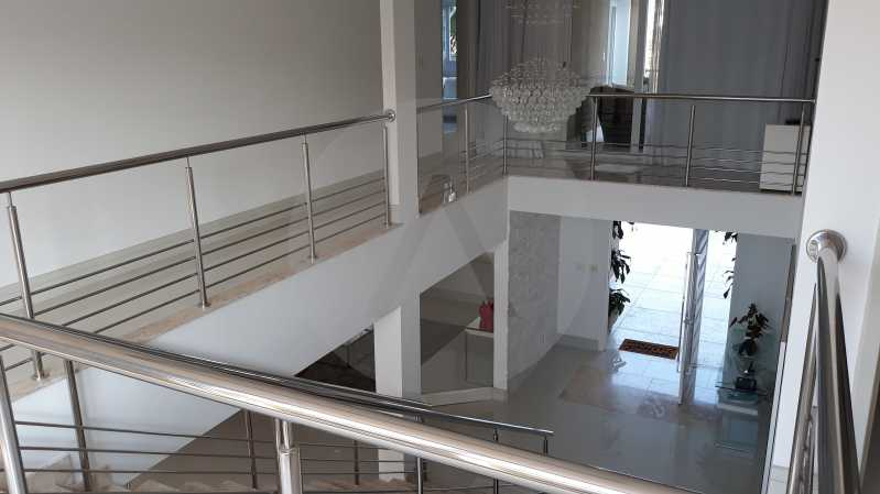 12 - Imobiliária Agatê Imóveis vende Casa Duplex de 450 m² Camboinhas - Niterói por 4.300 mil reais. - HTCA40071 - 12