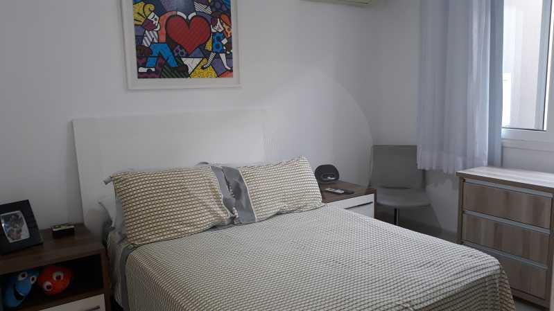 13 - Imobiliária Agatê Imóveis vende Casa Duplex de 450 m² Camboinhas - Niterói por 4.300 mil reais. - HTCA40071 - 13