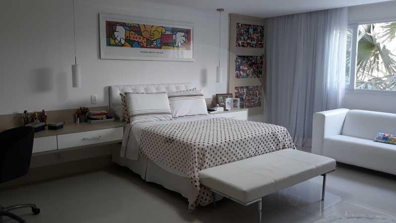 16 - Imobiliária Agatê Imóveis vende Casa Duplex de 450 m² Camboinhas - Niterói por 4.300 mil reais. - HTCA40071 - 16