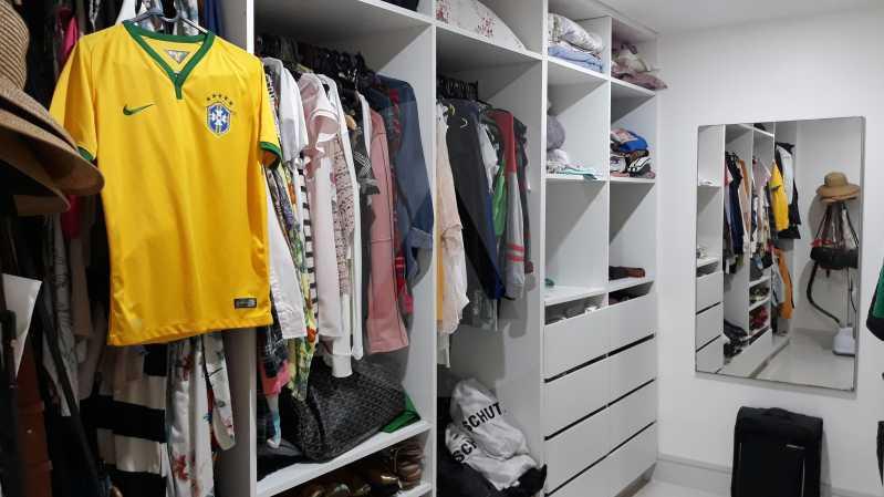 18 - Imobiliária Agatê Imóveis vende Casa Duplex de 450 m² Camboinhas - Niterói por 4.300 mil reais. - HTCA40071 - 18