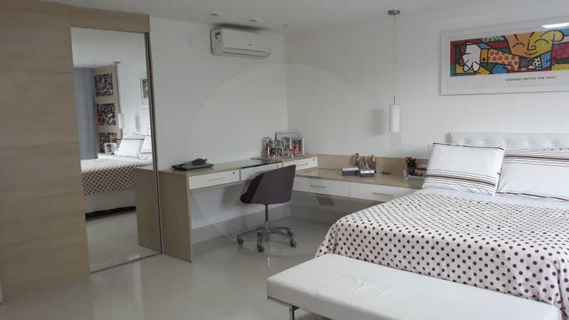19 - Imobiliária Agatê Imóveis vende Casa Duplex de 450 m² Camboinhas - Niterói por 4.300 mil reais. - HTCA40071 - 19