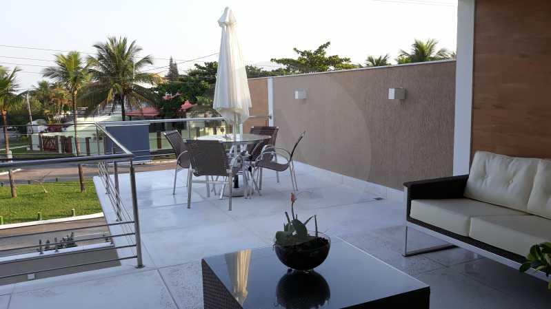 23 - Imobiliária Agatê Imóveis vende Casa Duplex de 450 m² Camboinhas - Niterói por 4.300 mil reais. - HTCA40071 - 23