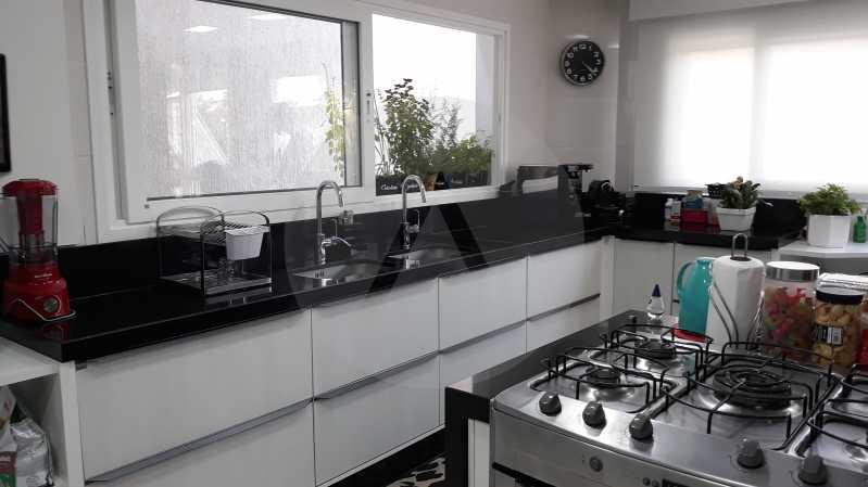 27 - Imobiliária Agatê Imóveis vende Casa Duplex de 450 m² Camboinhas - Niterói por 4.300 mil reais. - HTCA40071 - 27