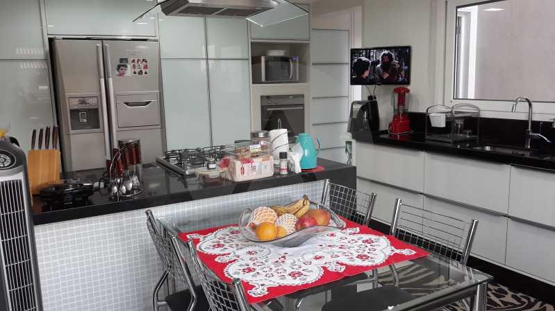 28 - Imobiliária Agatê Imóveis vende Casa Duplex de 450 m² Camboinhas - Niterói por 4.300 mil reais. - HTCA40071 - 28