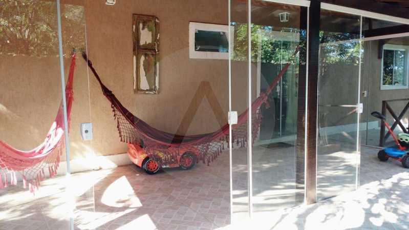 3 Casa Linear Itaipu. - Imobiliária Agatê Imóveis vende Casa Padrão de 120m² Itaipu - Niterói por 590 mil reais. - HTCA30167 - 5