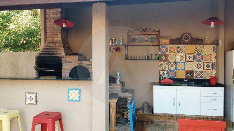 5 Casa Linear Itaipu. - Imobiliária Agatê Imóveis vende Casa Padrão de 120m² Itaipu - Niterói por 590 mil reais. - HTCA30167 - 7