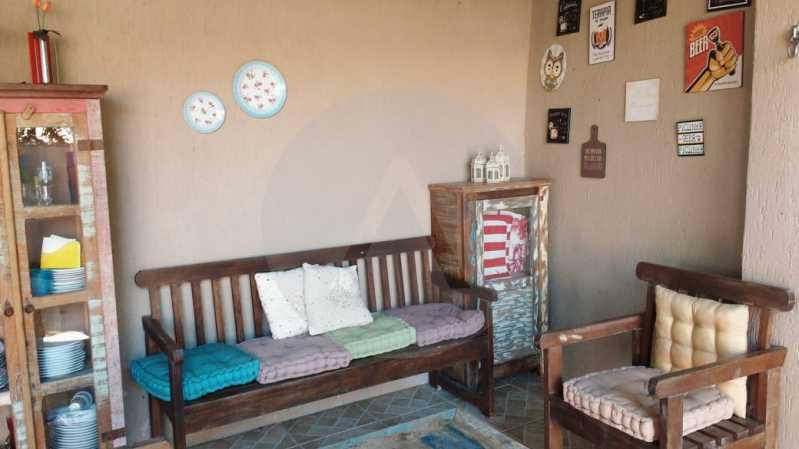 6 Casa Linear Itaipu. - Imobiliária Agatê Imóveis vende Casa Padrão de 120m² Itaipu - Niterói por 590 mil reais. - HTCA30167 - 8