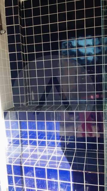 8 Casa Linear Itaipu. - Imobiliária Agatê Imóveis vende Casa Padrão de 120m² Itaipu - Niterói por 590 mil reais. - HTCA30167 - 10