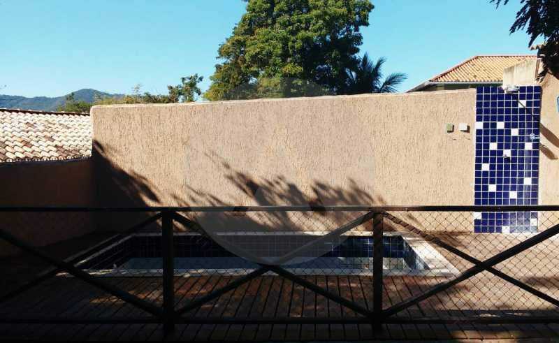 9 Casa Linear Itaipu. - Imobiliária Agatê Imóveis vende Casa Padrão de 120m² Itaipu - Niterói por 590 mil reais. - HTCA30167 - 11