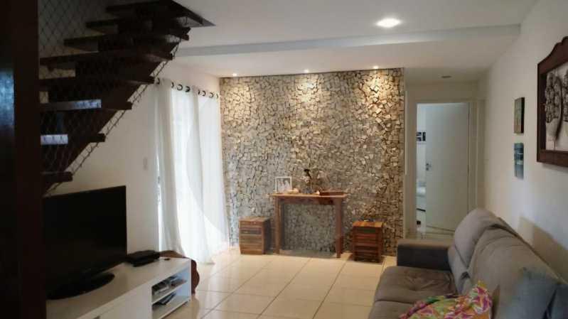 10 Casa Linear Itaipu. - Imobiliária Agatê Imóveis vende Casa Padrão de 120m² Itaipu - Niterói por 590 mil reais. - HTCA30167 - 12