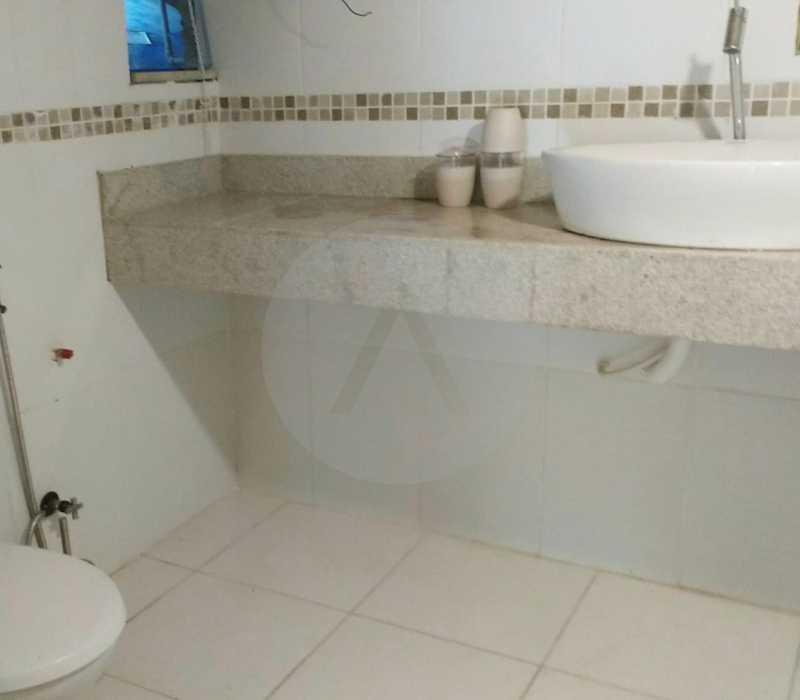 11 Casa Linear Itaipu. - Imobiliária Agatê Imóveis vende Casa Padrão de 120m² Itaipu - Niterói por 590 mil reais. - HTCA30167 - 13