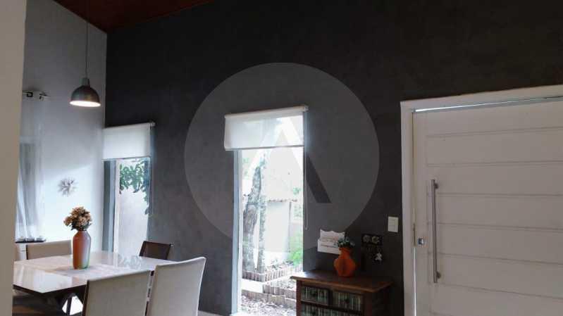 14 Casa Linear Itaipu. - Imobiliária Agatê Imóveis vende Casa Padrão de 120m² Itaipu - Niterói por 590 mil reais. - HTCA30167 - 16