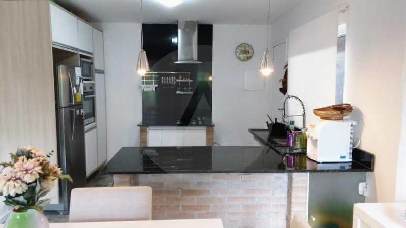16 Casa Linear Itaipu. - Imobiliária Agatê Imóveis vende Casa Padrão de 120m² Itaipu - Niterói por 590 mil reais. - HTCA30167 - 17