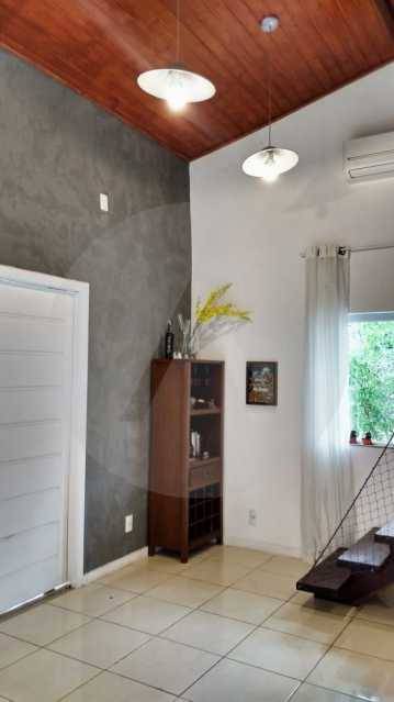 18 Casa Linear Itaipu. - Imobiliária Agatê Imóveis vende Casa Padrão de 120m² Itaipu - Niterói por 590 mil reais. - HTCA30167 - 19