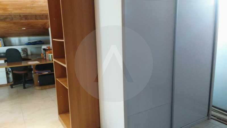 19 Casa Linear Itaipu. - Imobiliária Agatê Imóveis vende Casa Padrão de 120m² Itaipu - Niterói por 590 mil reais. - HTCA30167 - 20