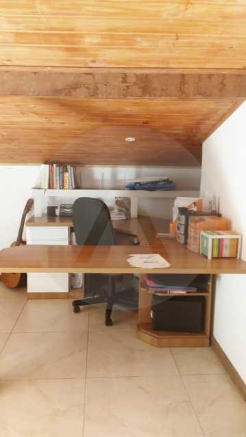 20 Casa Linear Itaipu. - Imobiliária Agatê Imóveis vende Casa Padrão de 120m² Itaipu - Niterói por 590 mil reais. - HTCA30167 - 21